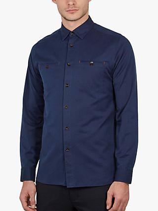 37ed4a249fb7 Ted Baker Denray Denim Shirt