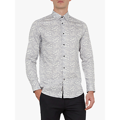 Ted Baker Lambie Long Sleeve Floral Shirt
