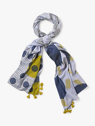 White Stuff Linnea Layers Scarf, Multi