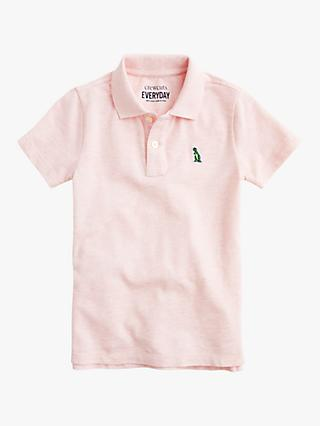 crewcuts by J.Crew Boys' Critter Pique Polo Shirt