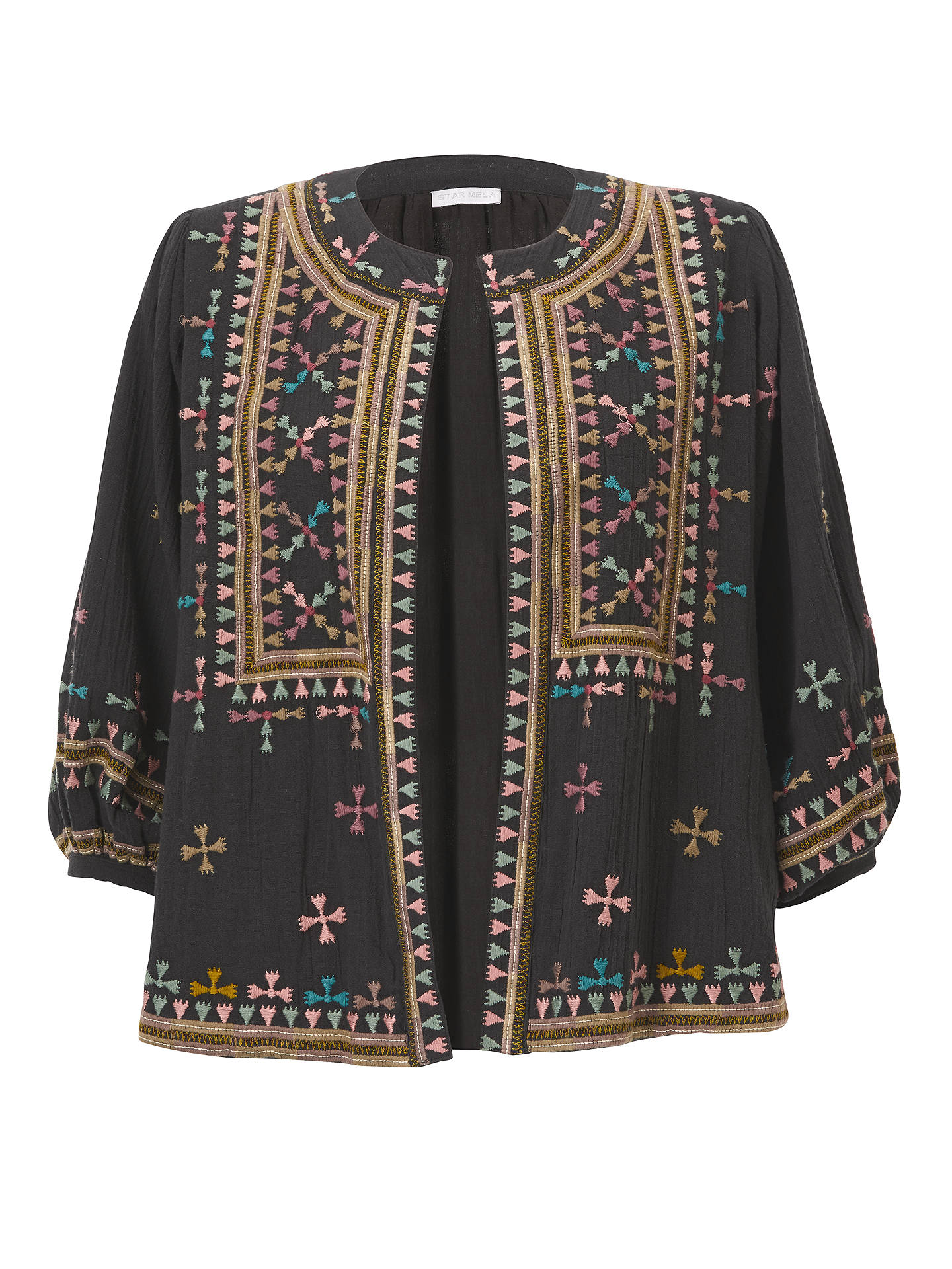 b6610f84c8 ... Buy Star Mela Fabiana Embroidered Jacket