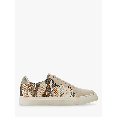 Bertie Embber Lace Up Trainers