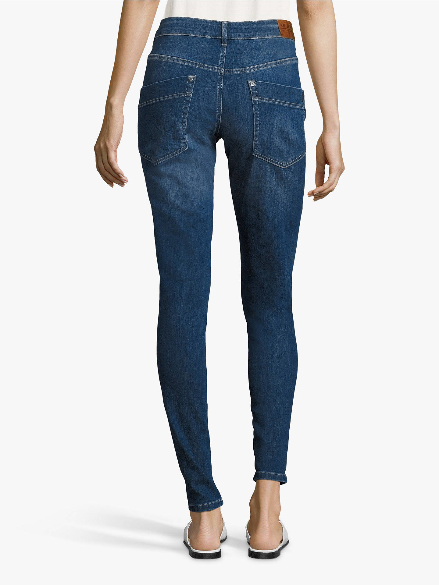 Buy Betty Barclay Perfect Easy Jeans, Blue, 8 Online at johnlewis.com