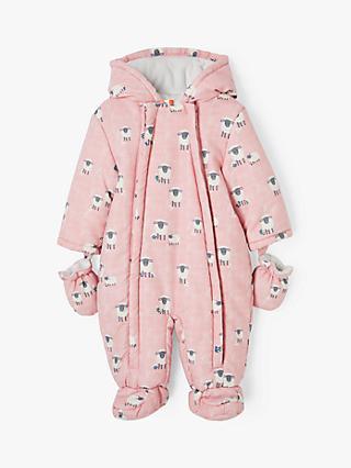 30816bff0 Baby Snowsuits | Pramsuit | John Lewis & Partners