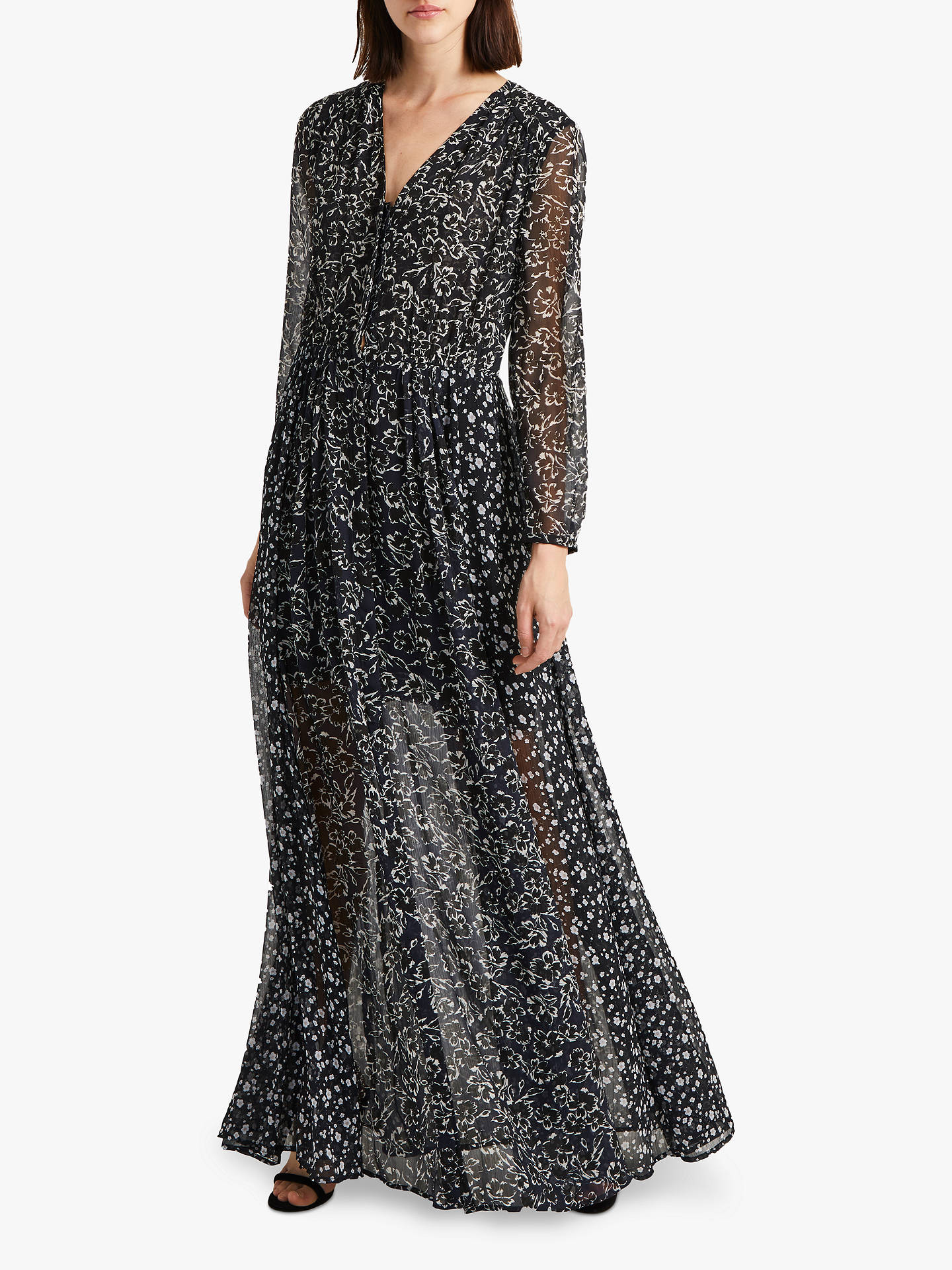 1ceffaba22c Buy French Connection Amelia Maxi Shirt Dress