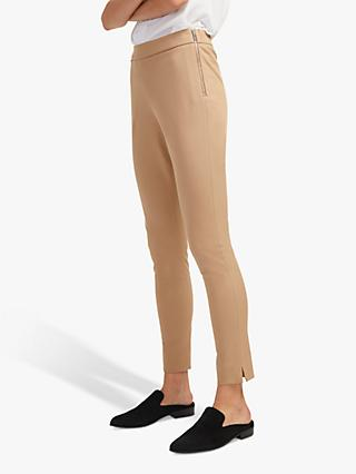 French Connection Kara Skinny Trousers, Wet Sand