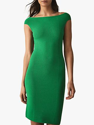 c5684b4df7b Reiss Pippa Textured Knitted Dress