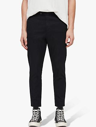 AllSaints Kato Tapered Ankle Trousers