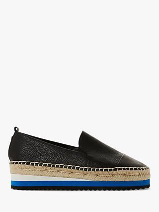 9e4fa5070e4 Dune Glympse Flatfrom Espadrille Shoes