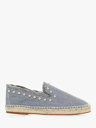 ecd27b76b Dune Georgina Espadrille Slip On Shoes