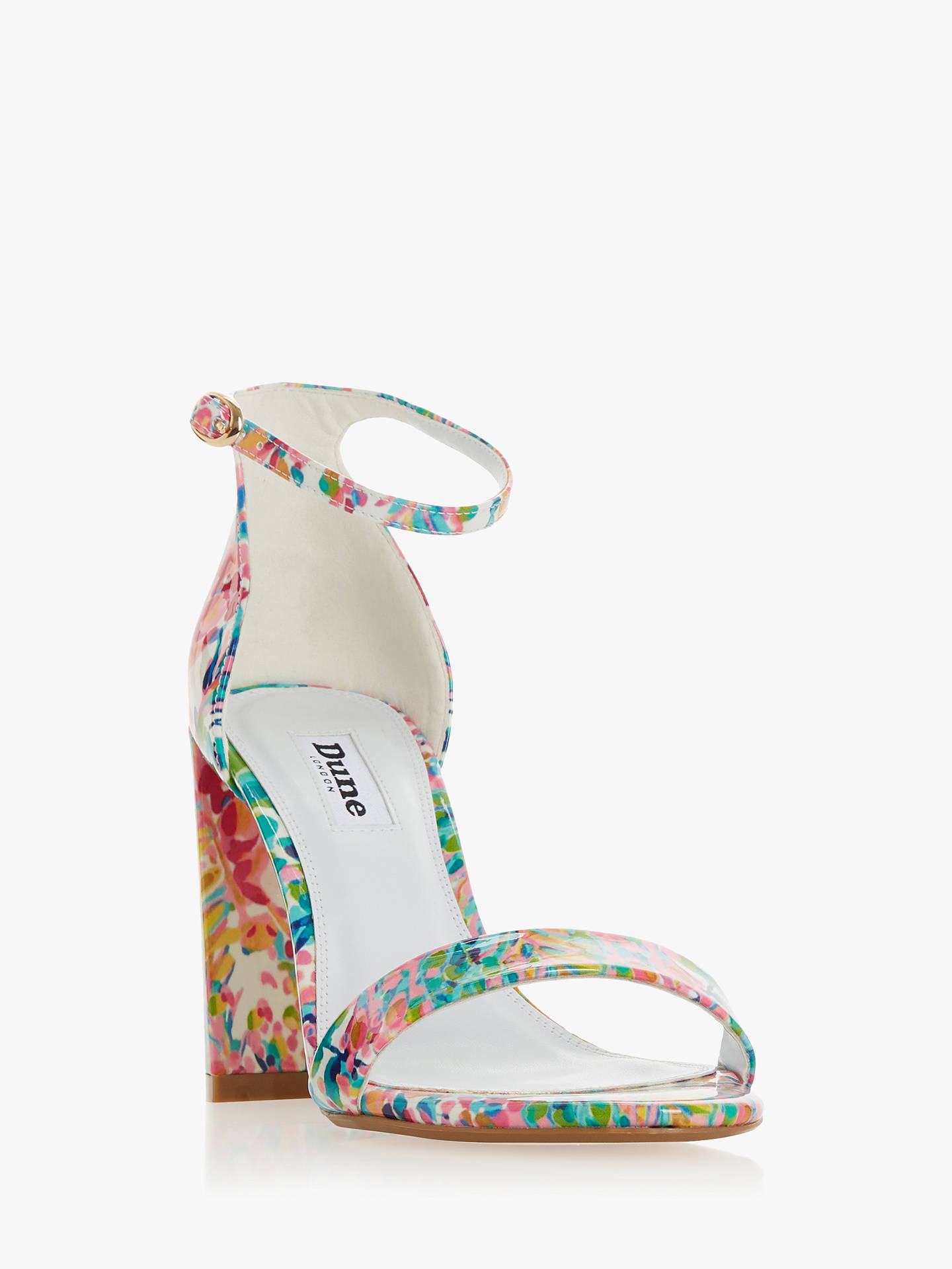 e5f9425a8e3 ... Buy Dune Magnolia Block Heeled Sandals