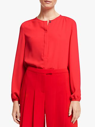 John Lewis & Partners Bound Edge Tunic