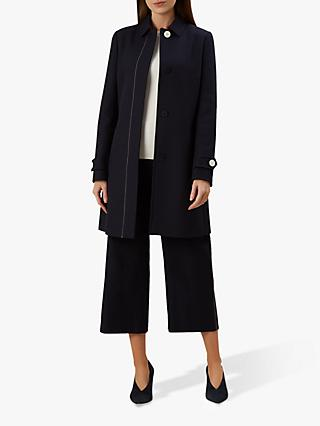 Hobbs Corrina Coat, Navy