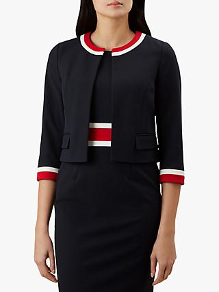 Hobbs Annabel Jacket, Navy