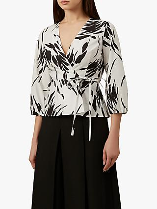 Hobbs Amara Top, Black/Ivory