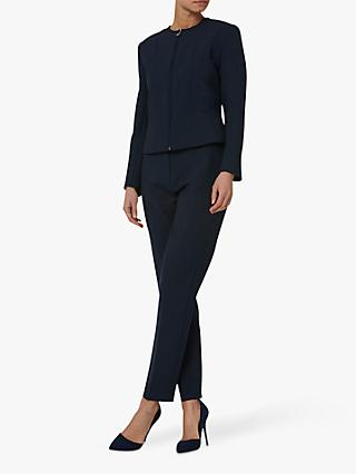 Helen McAlinden Christiana Tailored Jacket, Navy