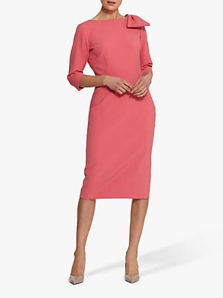 8ff5bd36ab1 Helen McAlinden Natalie Bow Detail Pencil Dress