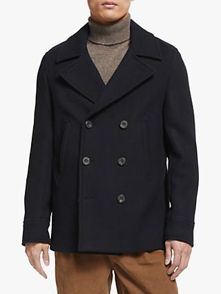John Lewis & Partners The Kilo Peacoat