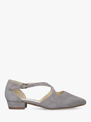 e795fed82d03 Carvela Comfort Amour Low Heel Court Shoes