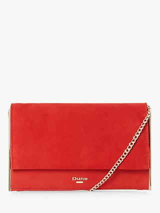 Dune Binkiie Clutch Bag