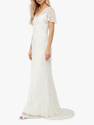 Monsoon Helena Embellished Bridal Maxi Dress