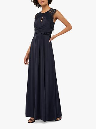 Monsoon Yasmeen Lace Maxi Dress