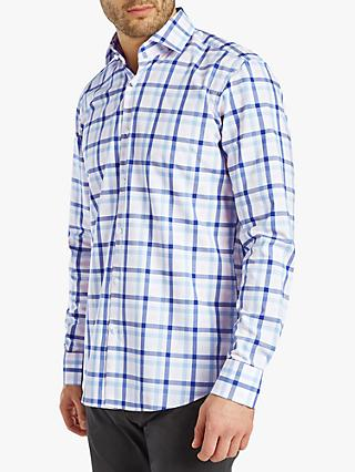 915a07f190ab HUGO by Hugo Boss Vordon Gingham Regular Fit Shirt