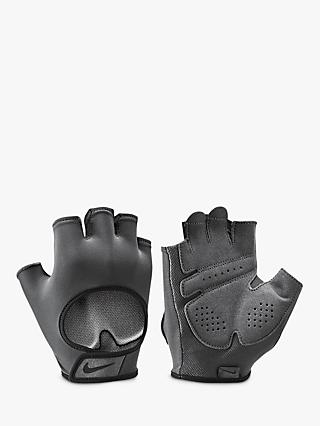 low priced 3adc4 e69f0 Nike Gym Ultimate Women s Training Gloves, Anthracite Black