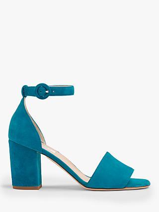 ac61b7c2a8c L.K.Bennett Hester Block Heel Sandals
