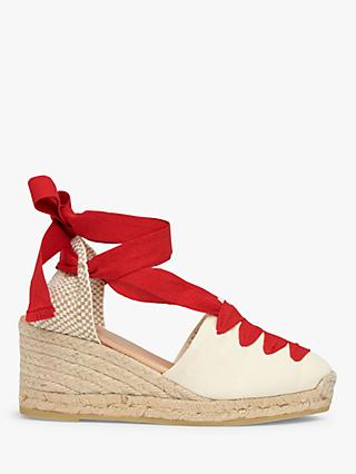 L.K.Bennett Martha Wedge Heel Sandals