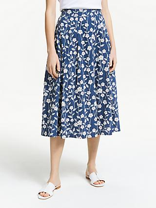 2120150195 Seasalt Sea Mist Skirt, Torn Campion Marine