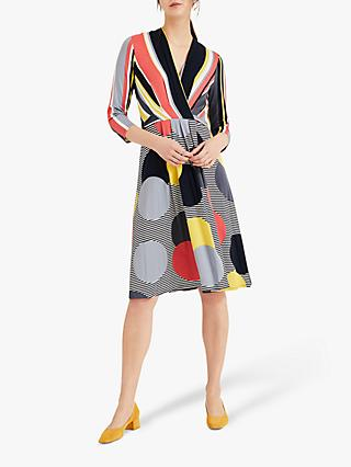Phase Eight Piper Print Dress, Multi