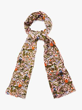 Phase Eight Sade Floral Scarf, Multi