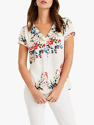 7d35c1629d733 Phase Eight Avery Floral Print Blouse