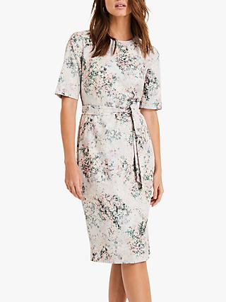 Phase Eight Chantel Floral Print Dress, Multi