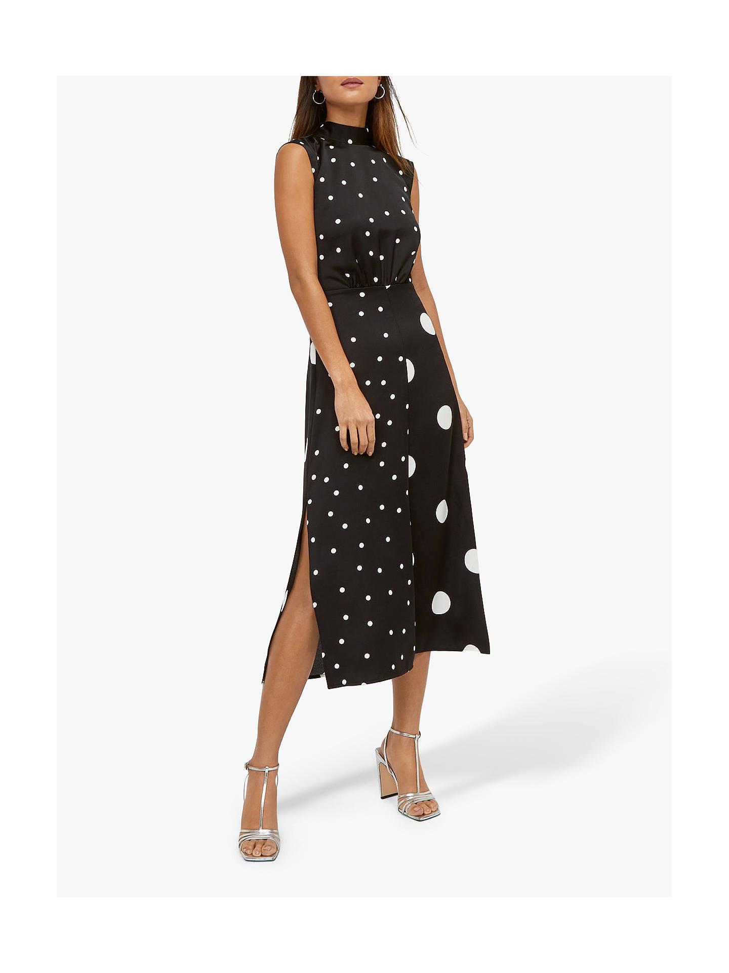 ab3ea57bd91 Warehouse Alternate Polka Dot Dress at John Lewis   Partners