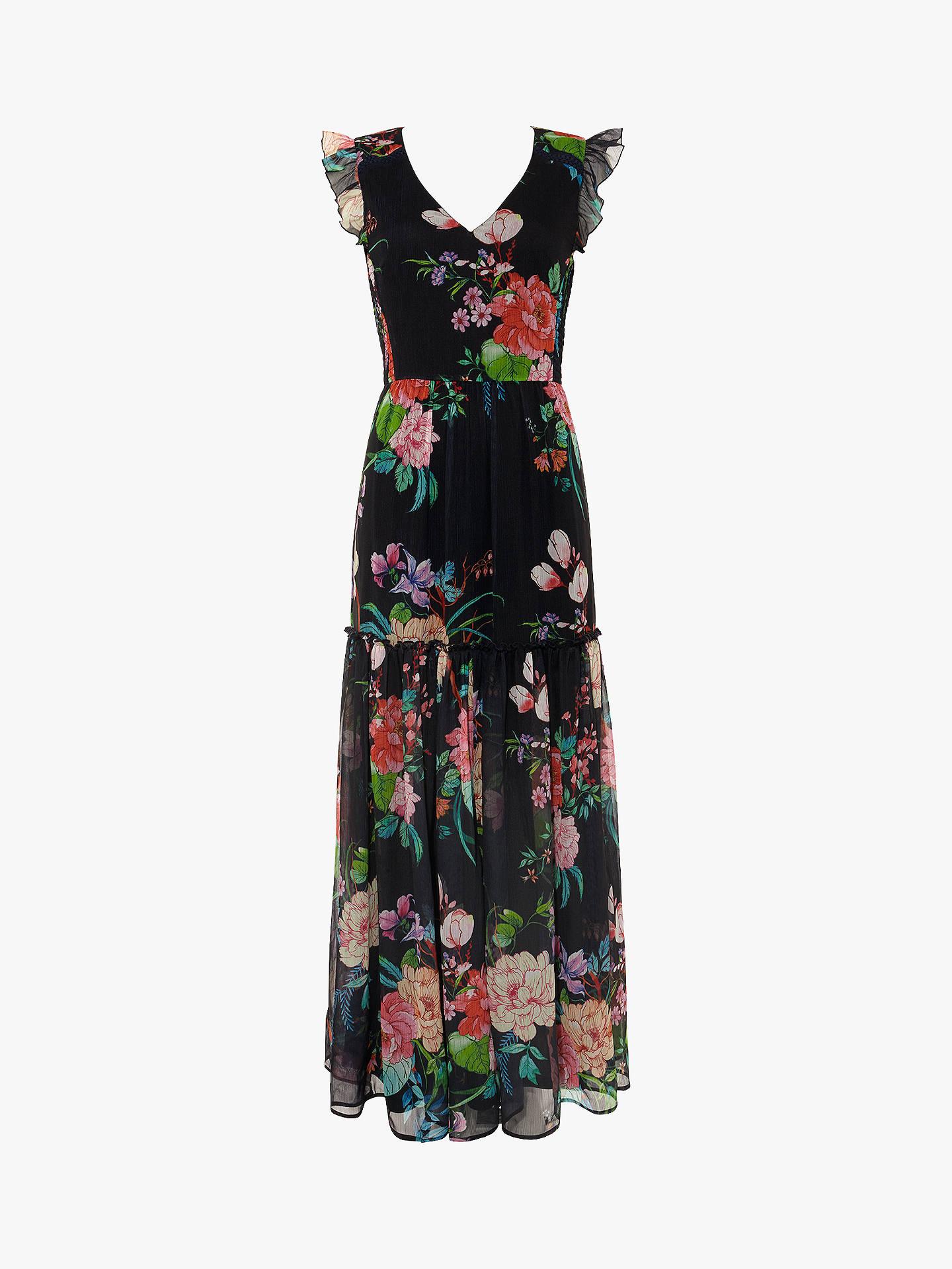 4845eaf69c ... Buy Phase Eight Isadora Floral Gypsy Dress