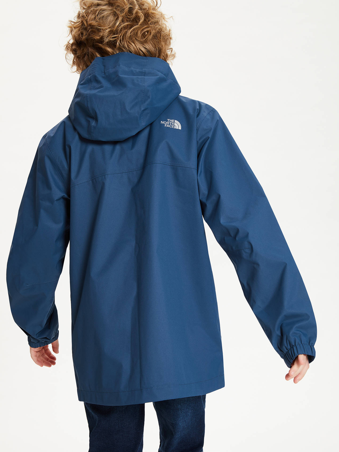 d0ddd40944 Buy The North Face Boys' Reflective Jacket, Blue, L Online at johnlewis.