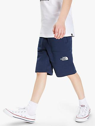The North Face Boys' Jogger Shorts, Blue