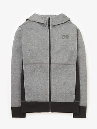 The North Face Boys' Hoodie, Grey