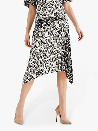 Phase Eight Akiko Asymmetric Wrap Skirt, Multi