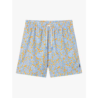 Hackett London Tropical Garden Swim Shorts, Multi