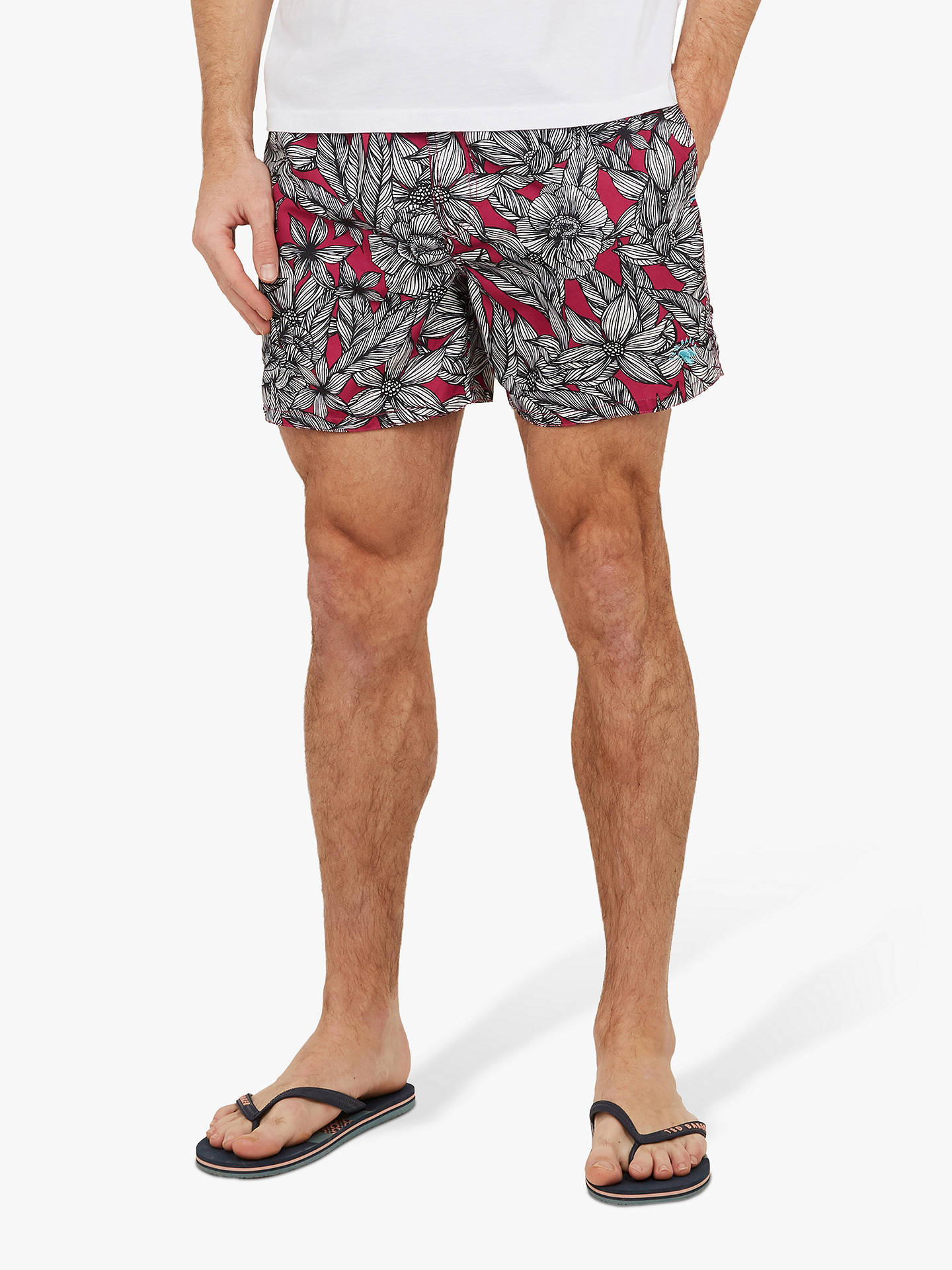 c23521d63 Buy Ted Baker Pasific Floral Swim Shorts