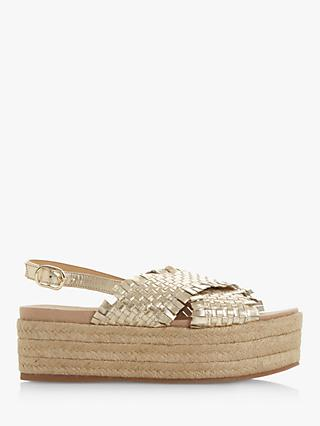 Bertie Kalette High Flatform Sandals