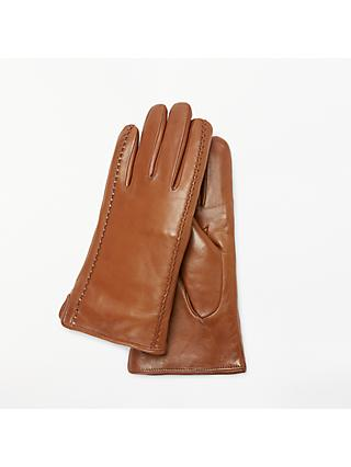 Modern Rarity Shearling Lined Leather Gloves
