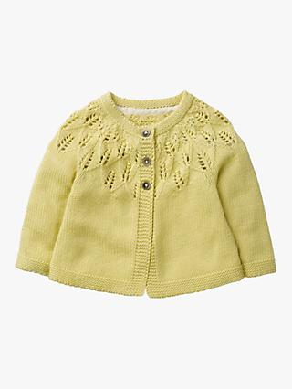 Hand Knitted Baby Cardigans Newborn Clothes, Shoes & Accessories yellow Girls' Clothing (0-24 Months)