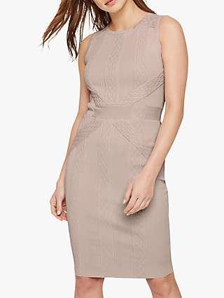 Damsel in a Dress Klarissa Knitted Dress, Blush