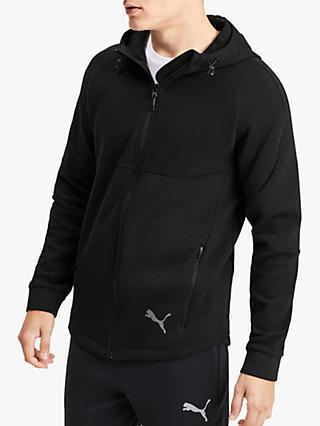 PUMA Evostripe Full Zip Training Hoodie
