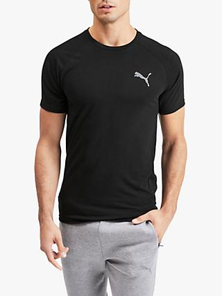 PUMA Evostripe Training Top, Black