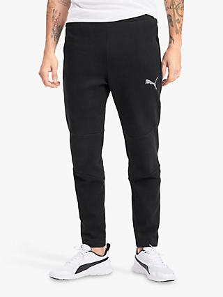 PUMA Evostripe Training Sweatpants, Black